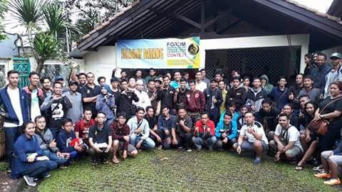 Anggota Forum Cupang Bogor